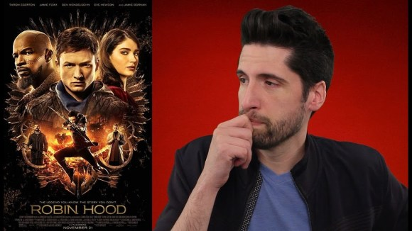 Jeremy Jahns - Robin hood (2018) - movie review