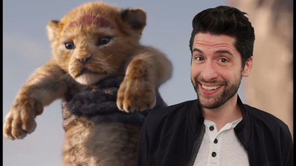 Jeremy Jahns - The lion king - teaser trailer (my thoughts)