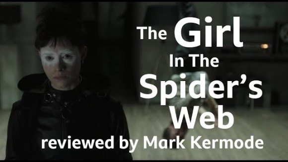 Kremode and Mayo - The girl in the spider's web reviewed by mark kermode