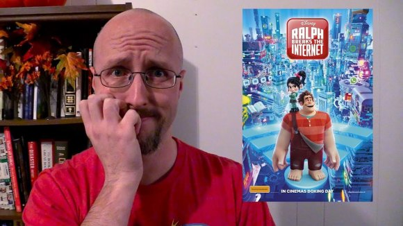 Channel Awesome - Ralph breaks the internet - doug reviews