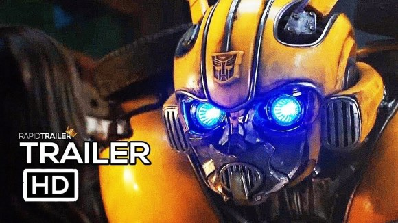 Bumblebee - Clip: Forest Chase