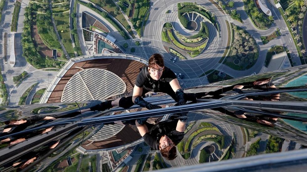 Tom Cruise nu al bezig met gestoorde stunts 'Mission: Impossible 7'