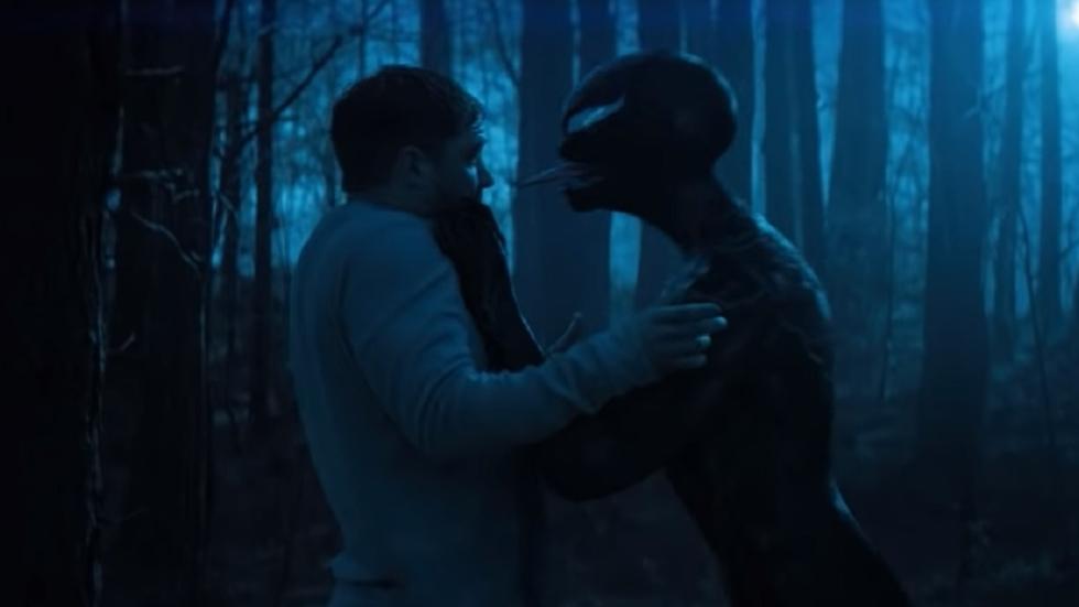 Nieuwe officiële trailer maakt van 'Venom' een hilarische romkom!