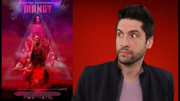 Jeremy Jahns - Mandy - movie review