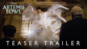Artemis Fowl (2019) video/trailer
