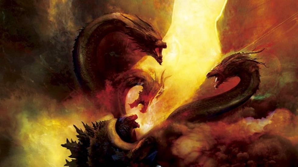 Nieuwe foto 'Godzilla: King of the Monsters'; nieuwe trailer zaterdag?