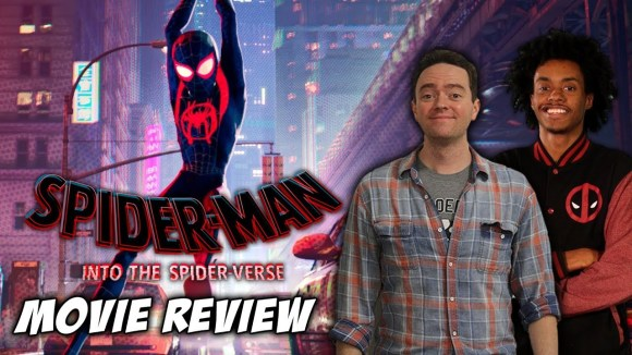 Schmoes Knows - Spider-man: into the spider-verse movie review
