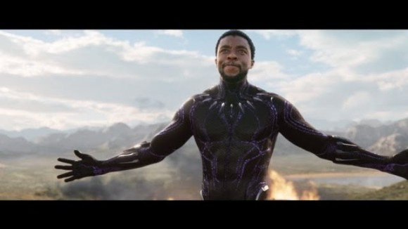 Black Panther - rerelease trailer