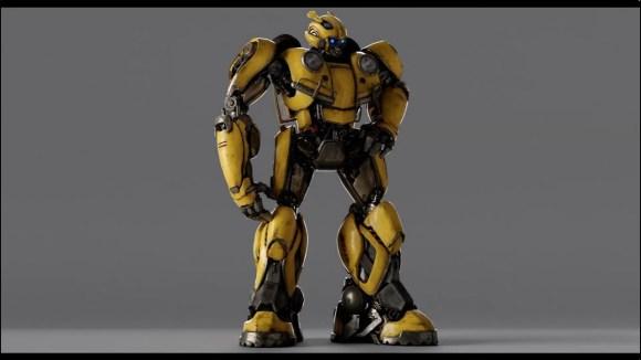 Bumblebee - generation 1 design