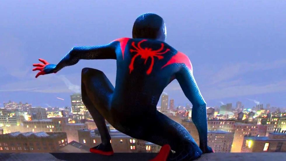 Eerste reacties 'Spider-Man: Into the Spider-Verse': een van de beste films van het jaar