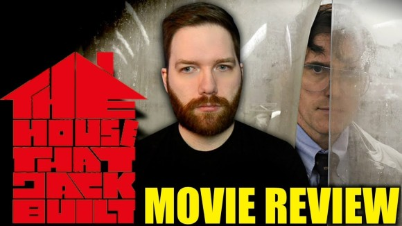 Chris Stuckmann - The house that jack built (unrated) - movie review