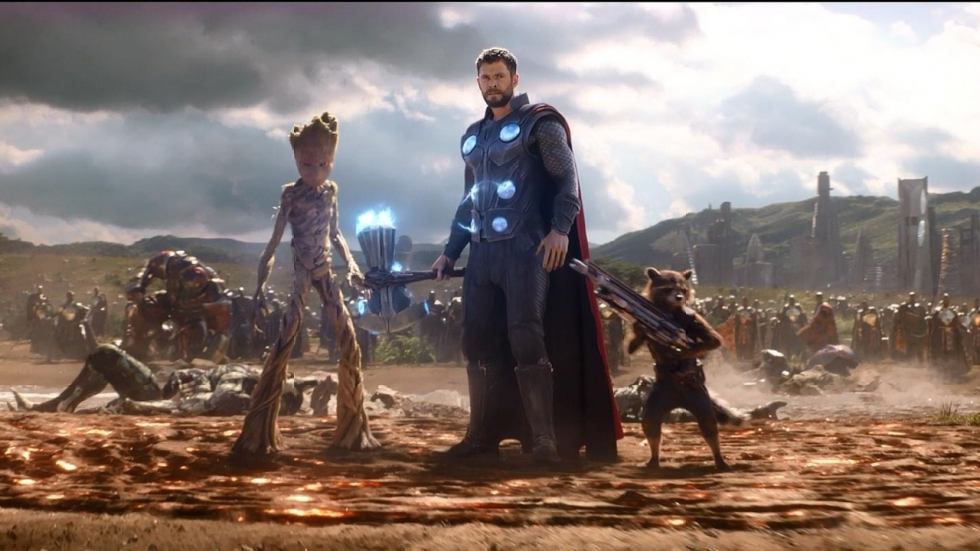 'Avengers 4' wordt beter en gaat 'Avengers: Infinity War' dik overtreffen!