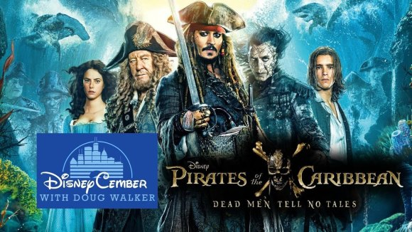 Channel Awesome - Pirates of the caribbean: dead men tell no tales - disneycember