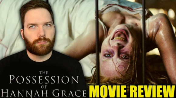 Chris Stuckmann - The possession of hannah grace - movie review