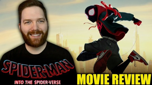 Chris Stuckmann - Spider-man: into the spider-verse - movie review
