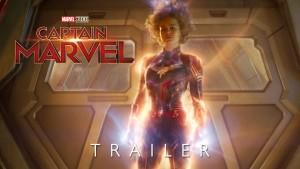 Captain Marvel (2019) video/trailer