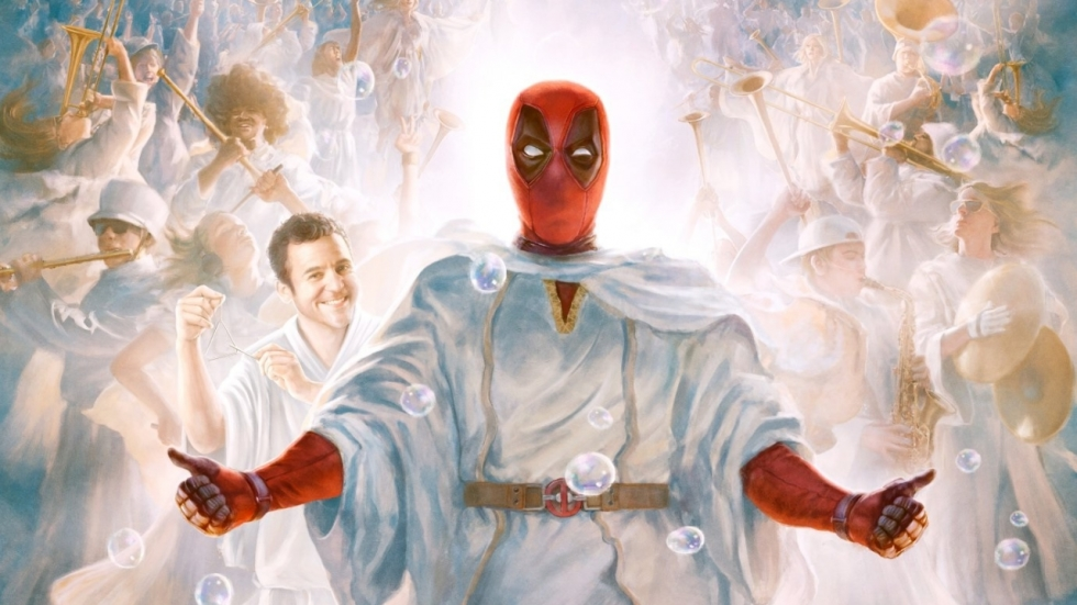 Eerste recensie en coole poster 'Once Upon a Deadpool'!