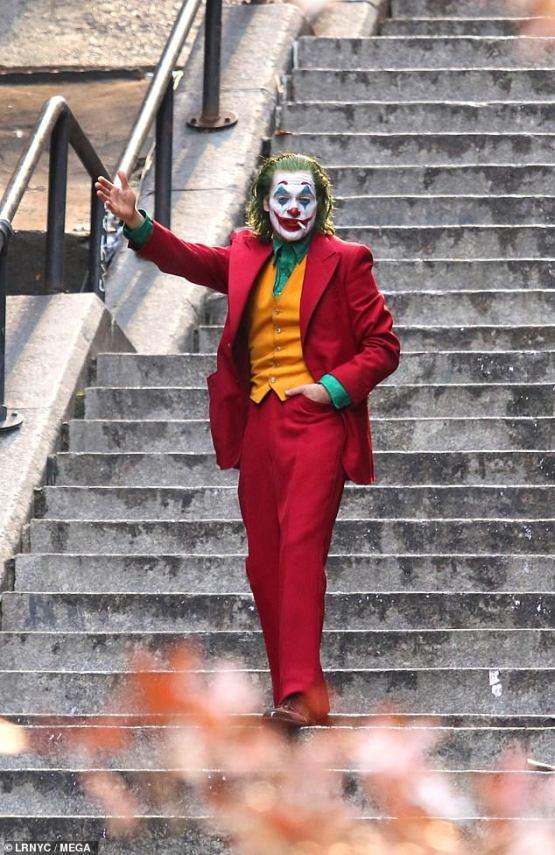 Image result for Joker - 4 Oktober 2019
