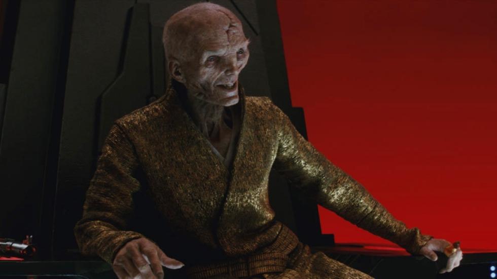 Keert Snoke terug in 'Star Wars: Episode IX'?