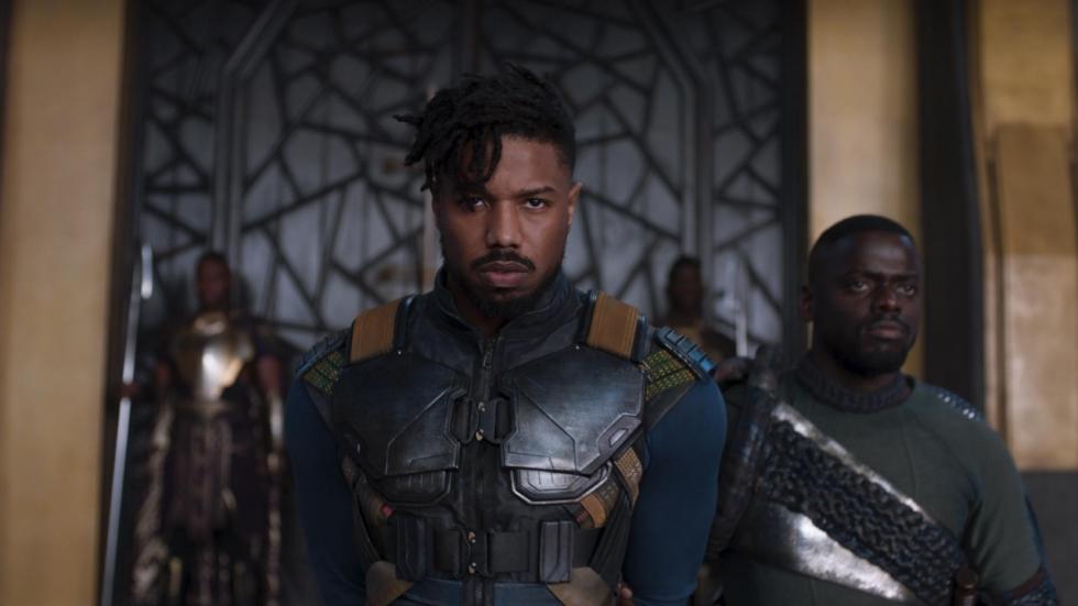 'Black Panther' kanshebber op een Golden Globe