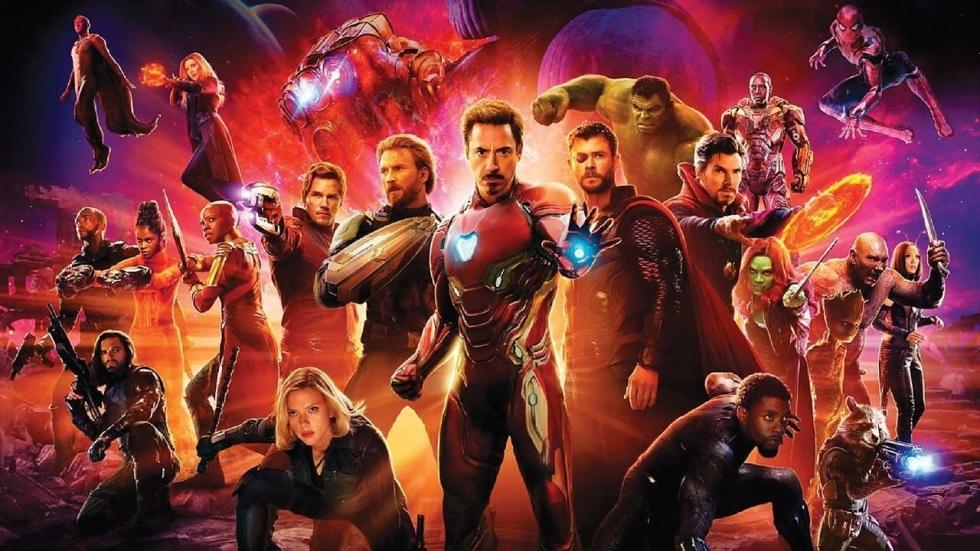 Eerste trailer 'Avengers 4'!!