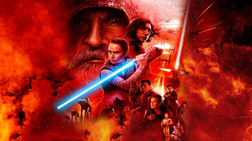 Dumpt 'Star Wars IX' personages 'The Last Jedi'?