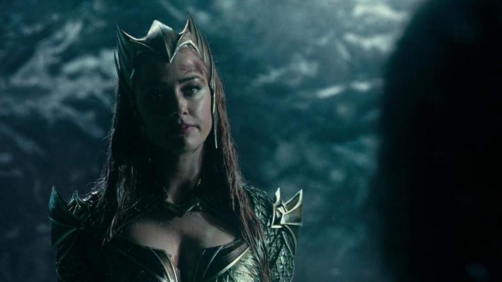Amber Heard wil spin off 'Mera' en 'Wonder Woman'