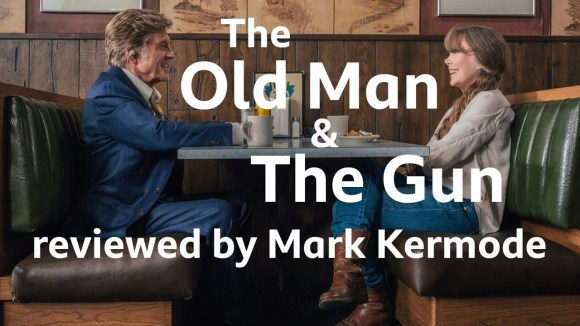 Kremode and Mayo - The old man & the gun reviewed by mark kermode