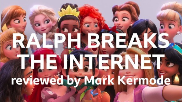 Kremode and Mayo - Ralph breaks the internet reviewed by mark kermode