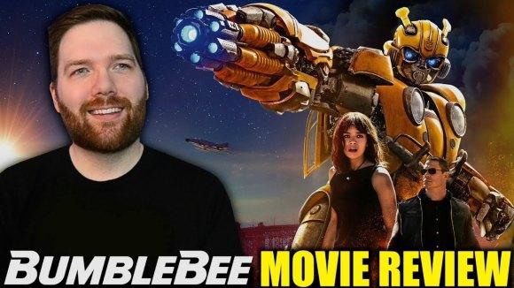 Chris Stuckmann - Bumblebee - movie review