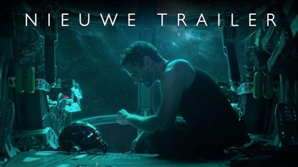 Avengers: Endame - trailer