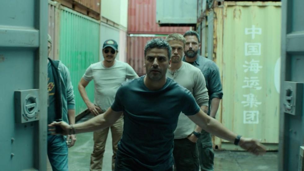 Gave trailer Netflix-film 'Triple Frontier' met Ben Affleck!