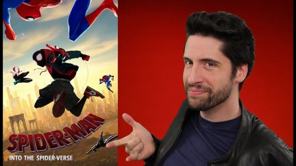 Jeremy Jahns - Spider-man: into the spider-verse - movie review
