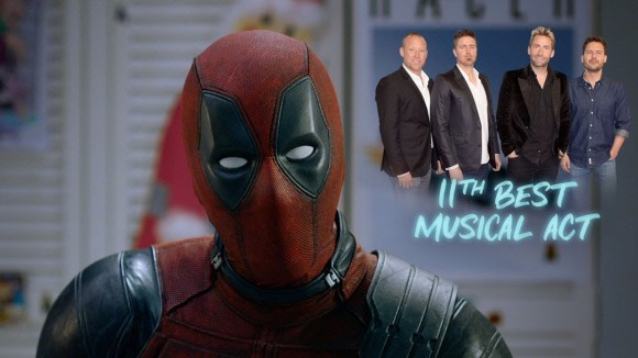 Once Upon a Deadpool - Clip: Respect the Back
