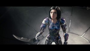 Alita: Battle Angel (2019) video/trailer
