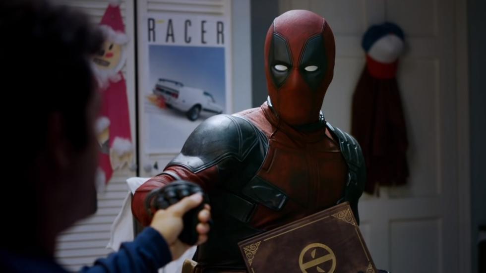 Humor: Deadpool is een Nickelback-fan..