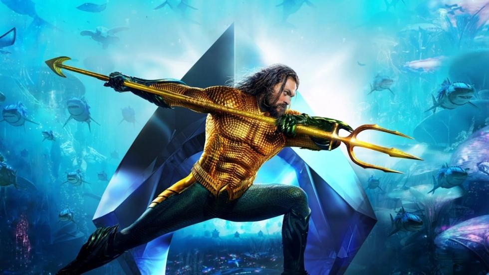 Eerste recensies 'Aquaman'!