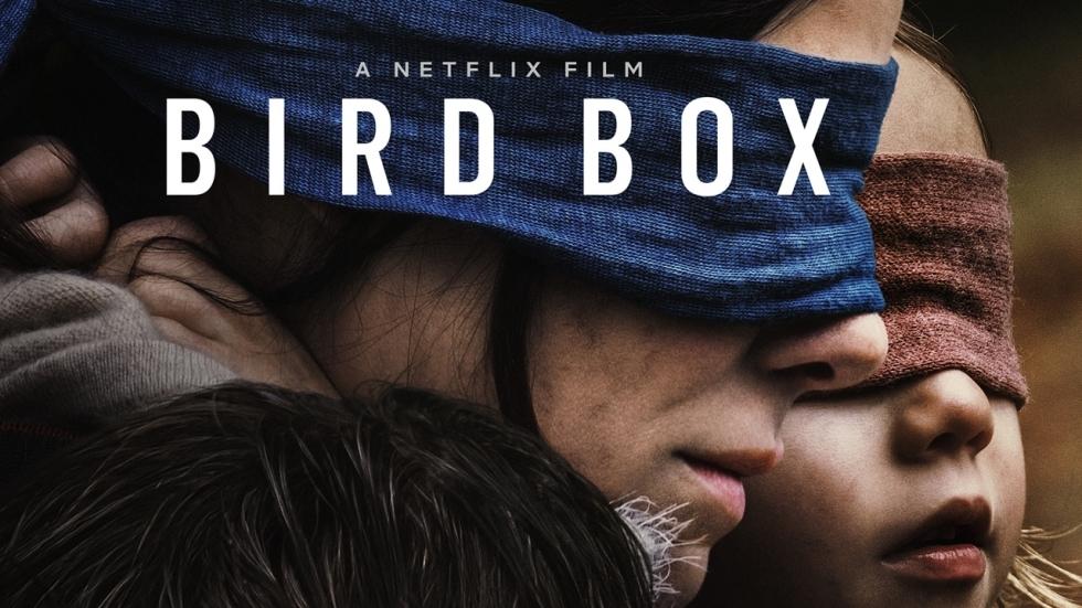 Trailer post-apocalyptische Netflix thriller 'Bird Box'
