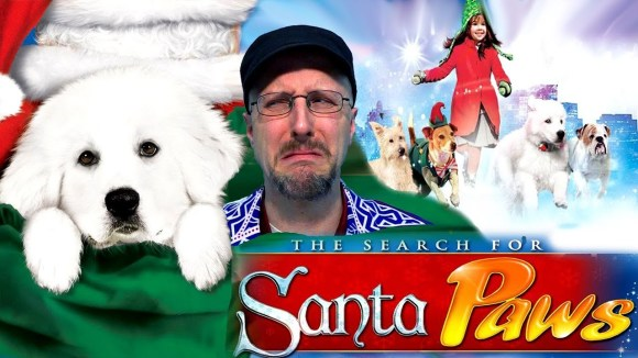 Channel Awesome - The search for santa paws - nostalgia critic