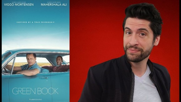 Jeremy Jahns - Green book - movie review
