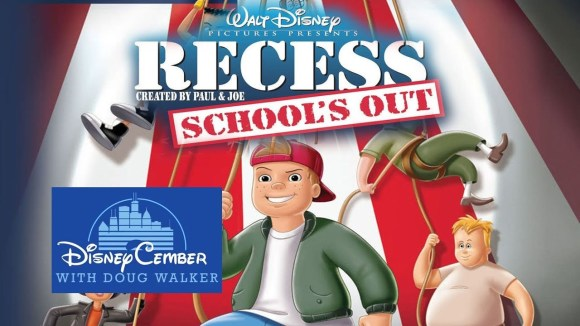Channel Awesome - Recess: school's out - disneycember