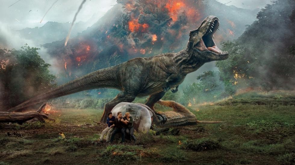 Geen dino's vs. mensen in 'Jurassic World 3'