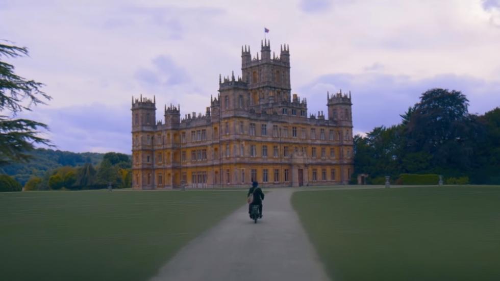 Trailer voor 'Downton Abbey'-film!