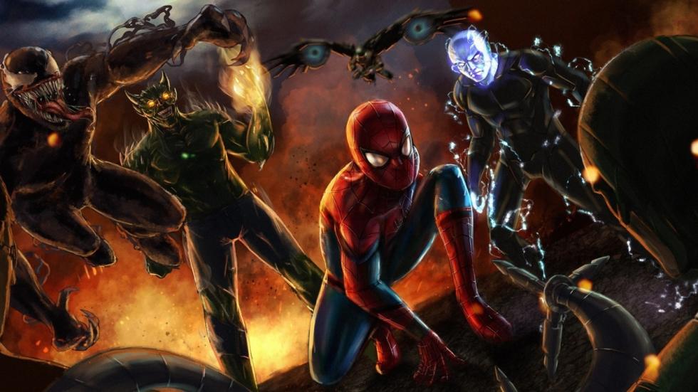 Marvel-film 'Sinister Six' zou snel kunnen verschijnen!