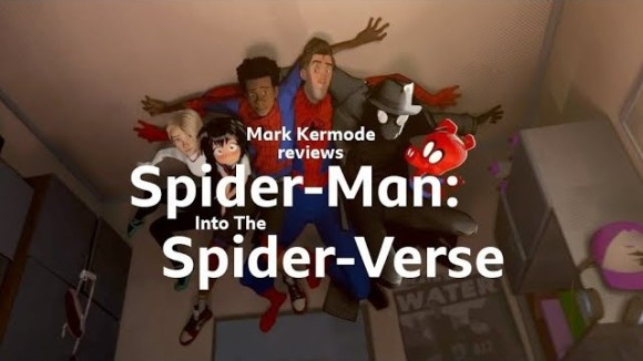 Kremode and Mayo - Spider-man: into the spider-verse reviewed by mark kermode
