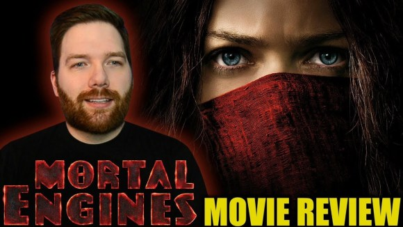 Chris Stuckmann - Mortal engines - movie review