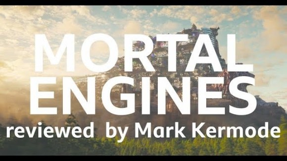 Kremode and Mayo - Mortal engines reviewed by mark kermode