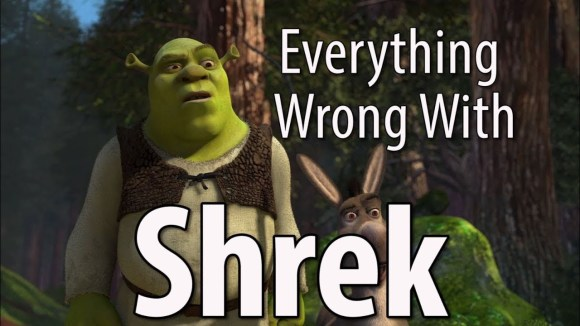 CinemaSins - Everything wrong with shrek in 13 minutes or less