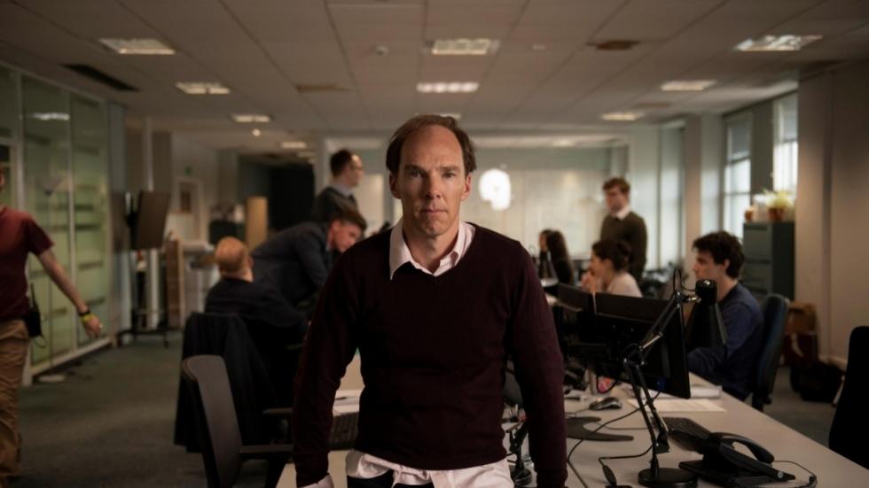 Trailer 'Brexit' met Benedict Cumberbatch