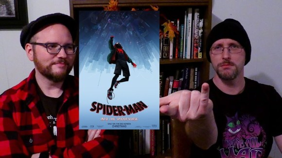Channel Awesome - Spider-man: into the spider-verse - sibling rivalry